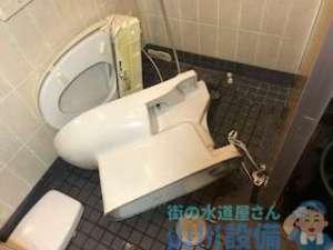 トイレにタワシを落として詰まってしまった場合の修理方法