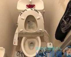 トイレが詰まった!修理業者の尼崎市若王寺での施工事例