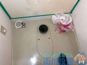 DIYでトイレ交換 解体作業と穴開け作業