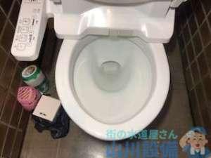 大阪府大阪市北区堂島のトイレ排水つまりは山川設備にお任せ下さい。