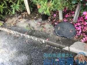 大阪府八尾市高美町の飲食店の排水つまりは山川設備にお任せ下さい!