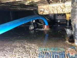 大阪府堺市中区福田の排水管の水漏れは山川設備にお任せ下さい。