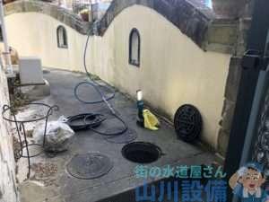 四條畷市田原台で高圧洗浄するなら山川設備にお任せ下さい。