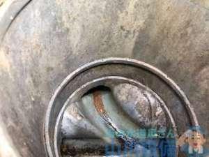 八尾市南亀井町の排水桝で尿石が確認出来たら山川設備にお任せ下さい。