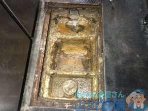 吹田市山手町のグリストラップ清掃は山川設備にお任せ下さい。