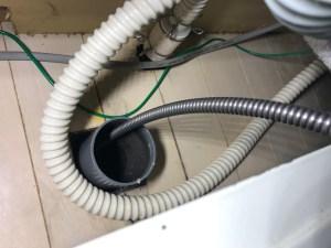 大阪市生野区中川で10mmのワイヤーで通管作業するなら山川設備にお任せ下さい。