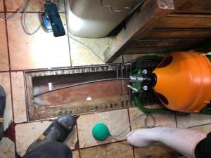 大阪市中央区博労町で排水管が詰まったら山川設備にお任せ下さい。