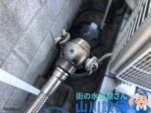 吹田市佐竹台でトイレの汚水管が詰まったら山川設備にお任せ下さい。