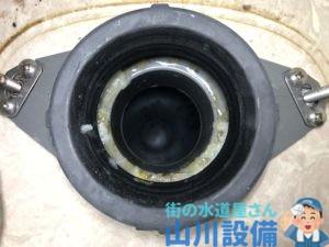 東大阪市吉田本町で排水管が詰まってしまったら山川設備にお任せ下さい。