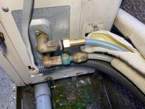 八尾市八尾木で三層アルミ管の改修工事は山川設備にお任せ下さい。