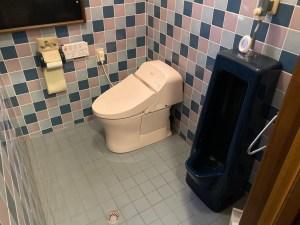 堺市北区百舌鳥本町で2Fのトイレが流れなくなったら山川設備にお任せ下さい。