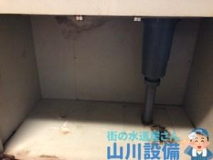 和泉市、東大阪市の台所の混合水栓の交換は山川設備にお任せ下さい。