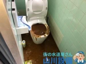 羽曳野市、東大阪市でトイレ詰まりは山川設備に連絡下さい。