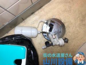 奈良県奈良市、東大阪市のトイレタンクの修理は山川設備までご連絡下さい。