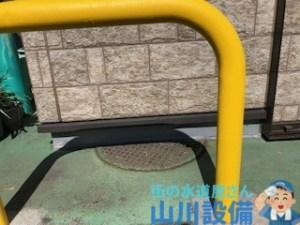 大阪府東大阪市の排水管高圧洗浄は山川設備にお任せ下さい。