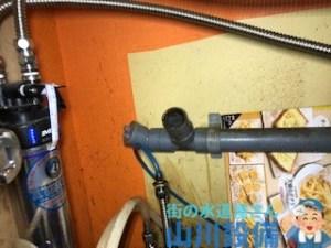 大阪府大阪市北区、東大阪市の飲食店で排水管が詰まったら山川設備が対応します。