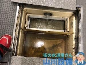 飲食店の水道修理は山川設備にお任せ下さい。