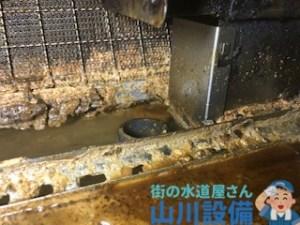 大阪府大阪市北区、東大阪市の排水管詰まりは山川設備にお任せ下さい。