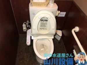 兵庫県姫路市北条宮の町でトイレットペーパーを流し過ぎてトイレが詰まったら山川設備にお任せ下さい。