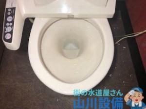大阪府大阪市東淀川区豊新、東大阪市のトイレットペーパーの流し過ぎが原因なら95%このローポンプ作業で解消出来てます。山川設備にお任せ下さい。