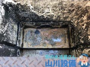 大阪府東大阪市西堤のグリストラップが詰まったら山川設備にお任せ下さい。