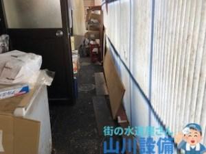 奈良県奈良市押熊町の厨房排水つまりは山川設備にお任せ下さい。