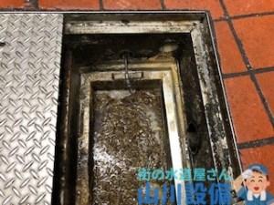 大阪府東大阪市長堂でワイヤーで詰まり除去するなら山川設備に連絡下さい。