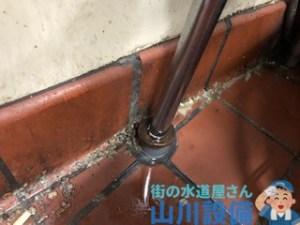 大阪府東大阪市長堂で排水管の詰まりは山川設備にお任せ下さい。