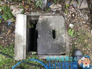 貝塚市貝塚で高圧洗浄機を使って洗管作業は山川設備にご用命下さい。