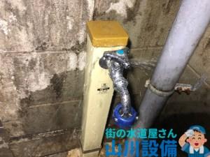 大阪市東淀川区豊新の水道管の水漏れは山川設備にお任せ下さい。
