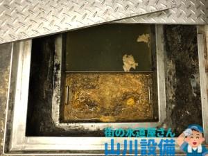 大阪市東淀川区豊新でグリストラップの排水つまりは山川設備にお任せ下さい。