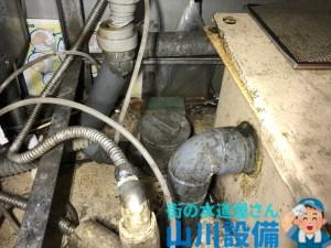 大阪市天王寺区上本町で排水口が詰まったら山川設備にお任せ下さい。