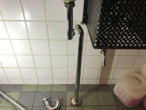 尼崎市立花町でスティック管の交換は山川設備にお任せ下さい。