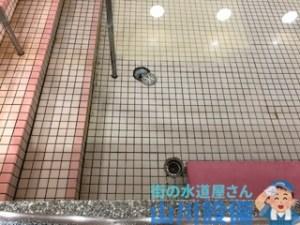 奈良市大宮町の浴槽の排水詰まりは山川設備にお任せ下さい。