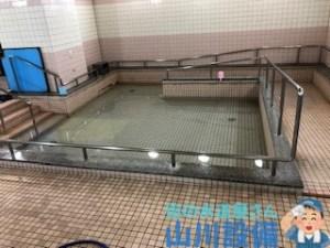 奈良市大宮町のお風呂の排水詰まりは山川設備にお任せ下さい。