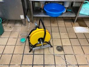 大阪市淀川区で食洗機の排水管詰まりは山川設備にお任せ下さい。