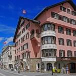 スイスではどんなホテルに泊まる?私のおすすめは安宿!