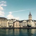 チューリッヒ観光は何日必要?短時間で観光を楽しむ方法とは?