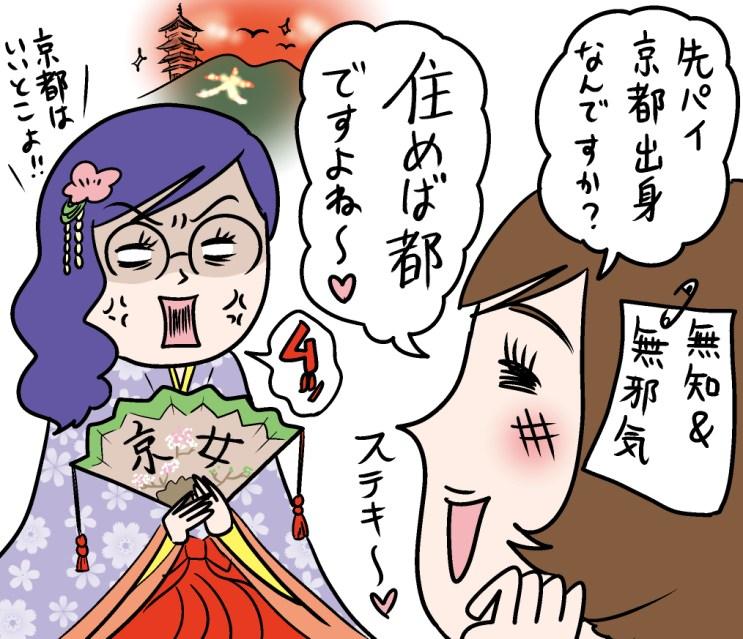 「ソレ!ヘンテコな日本語です。」富士本昌恵(著)  「住めば都」の誤用