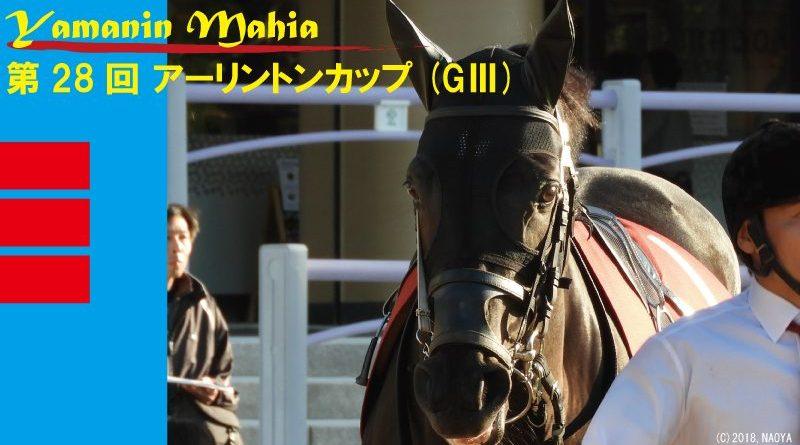 アーリントンカップ・ヤマニンマヒア