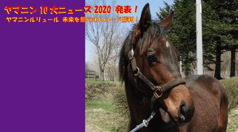 ヤマニン10大ニュース2020