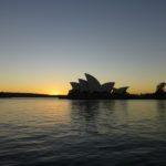 シドニー、ウルル旅行