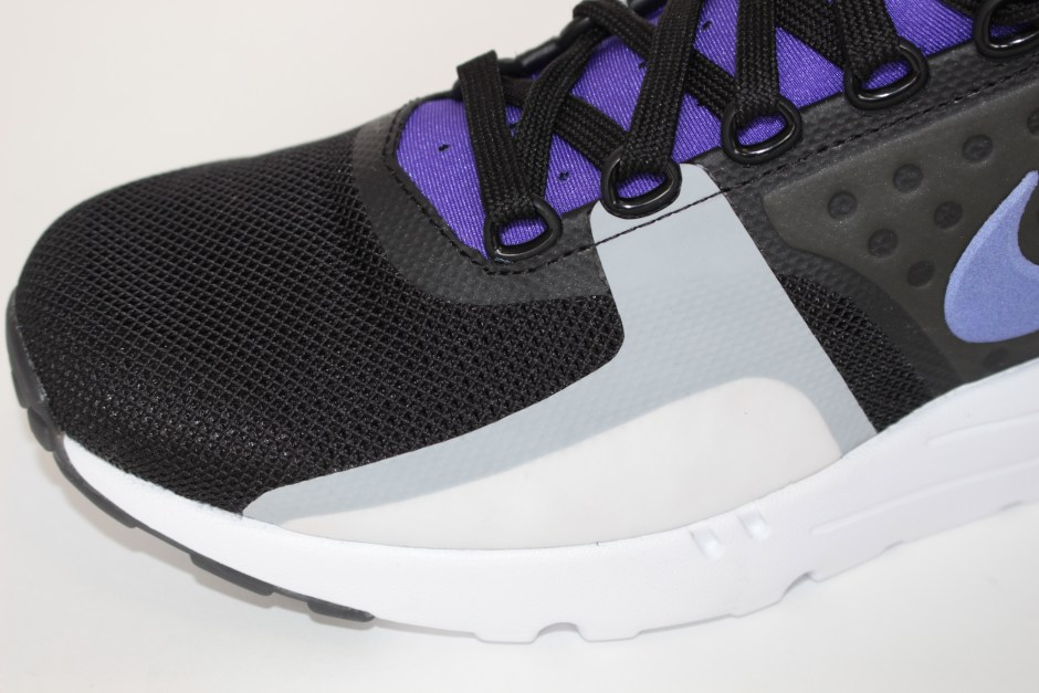 NIKE AIR MAX ZERO QS BLACK/PERSIAN VIOLET-WHITE 789695-004 ¥16,000(+tax) On Sale August 29, 2016