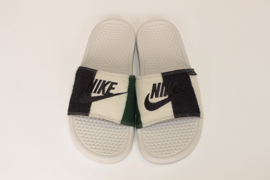 BENASSI NP QS OFF WHITE/BLACK 875037-101 ¥6,000(+tax) On Sale September 19, 2016