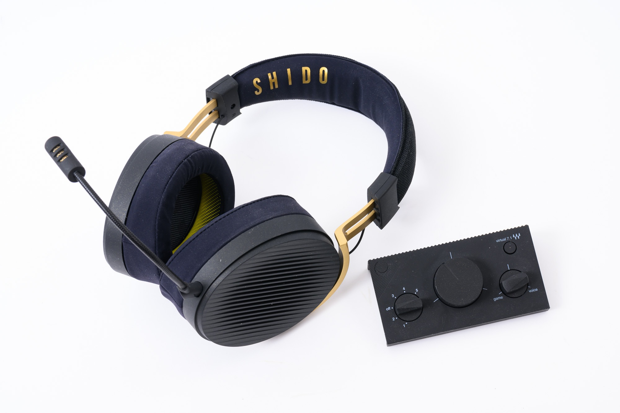 SHIDOのヘッドホン001