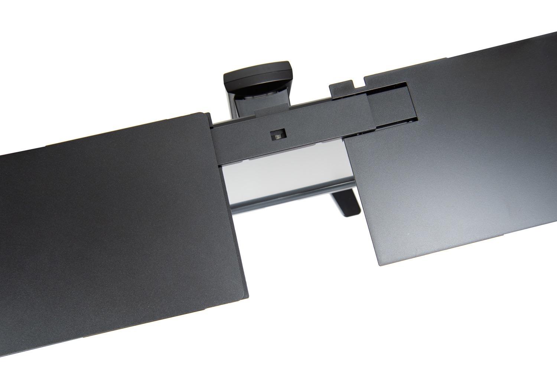 キャリブレーターを通しやすい遮光フード上部