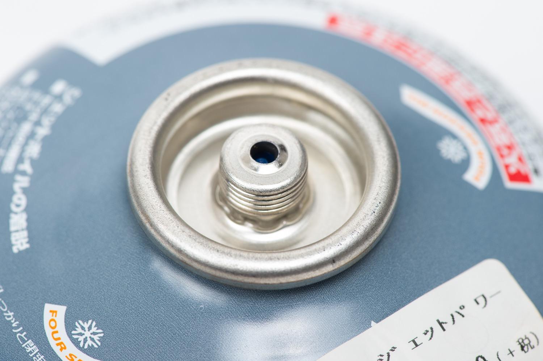 登山用ガスの規格