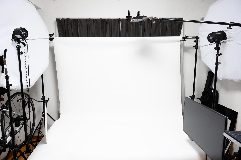 Manfrottoの背景システム