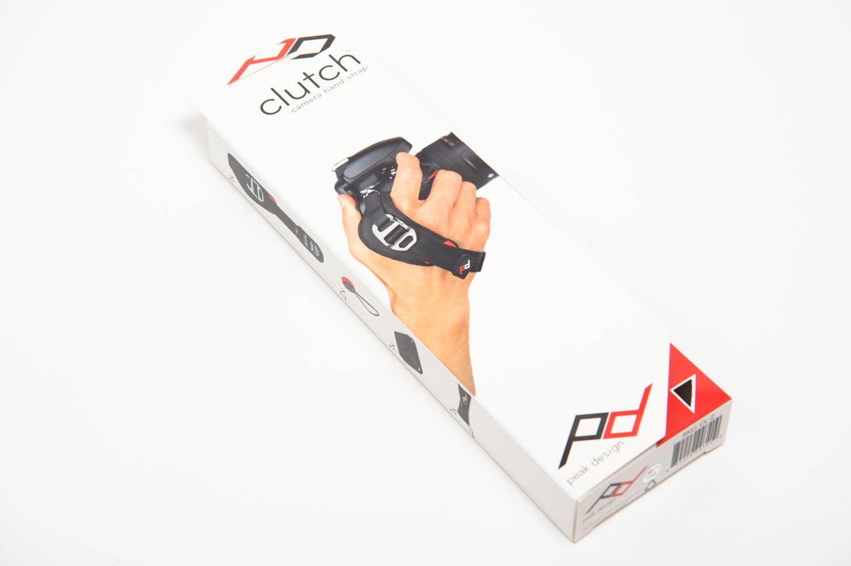 Peakdesign cluch の化粧箱