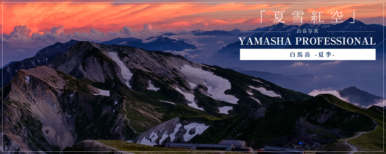 Yamasha Professional -白馬岳-